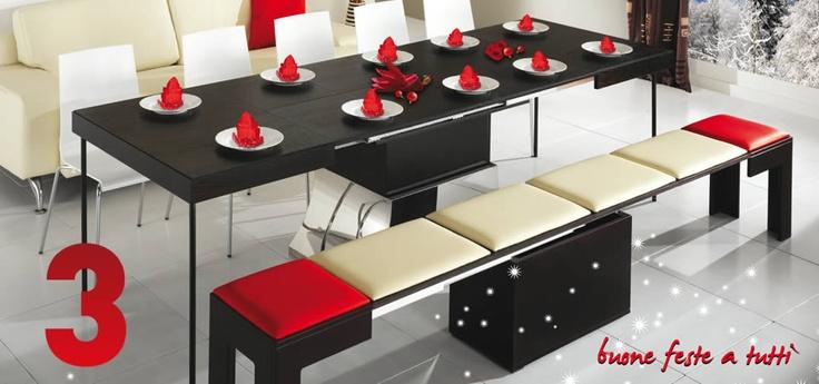 Artigianmobili - Tavoli, Consolle, Sedute
