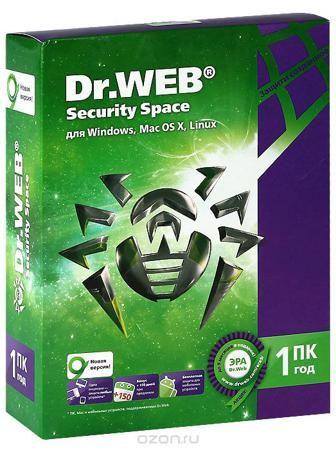 Dr.Web Security Space 2013  — 1081 руб. —  Dr.Web Security Space - комплексное решение для организации защиты системы пользователя от различного рода интернет угроз - вирусы, трояны, руткиты, фишинг, спам, а также мониторинг интернет трафика и защита от сетевых атак, защита детей от нежелательной информации (порнография, насилие, наркотики) и многое другое. Основные преимущества Dr.Web Security Space: Dr.web Security Space полностью совместим с новейшей операционной - Microsoft Windows 8…