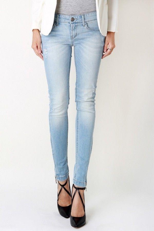 ladies jeans Acne Jeans  model  Kex Tan skinny leg   28/32  | eBay