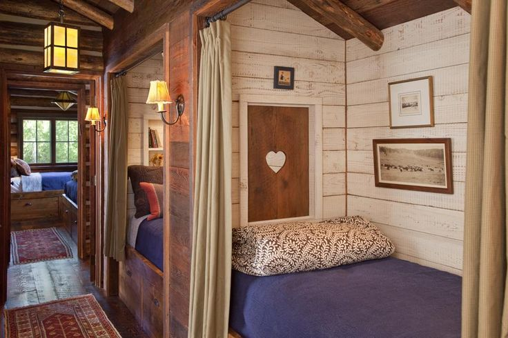 very cute bunkroomGorgeous Mountain, Kind Design, Awsome Beds, Bunk Beds, Cottages Ideas, 360 Ranch, Mountain Cabin, Cabin Fever, Bunk Room