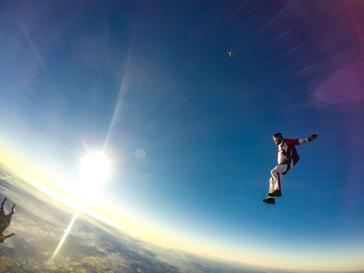#Skydive Spa (Centre de parachutisme), Spa, Belgium  #GoPro - HERO3+ Silver Edition, 1/4000s, f/2.8, 2.8mm, ISO 100