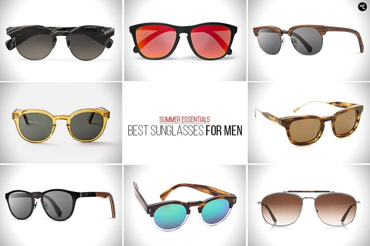 [YOU'RE WELCOME] Best Men's Sunglasses on HiConsumption