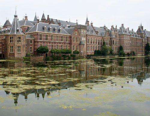 Parlements building, Den Haag (The Hague)