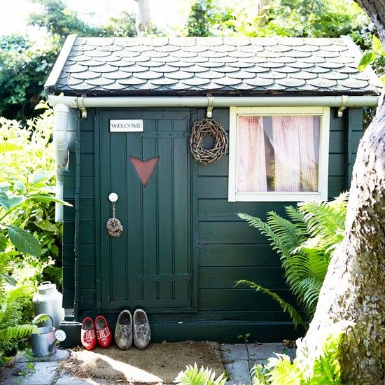 Shed | Be inspired by a coastal house in Holland | housetohome.co.uk