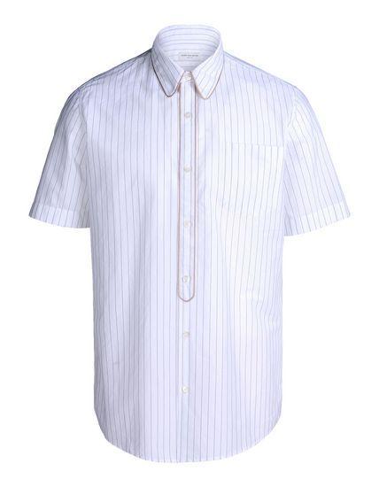 Dries Van Noten Short Sleeve Shirt - Dries Van Noten Men - thecorner.com