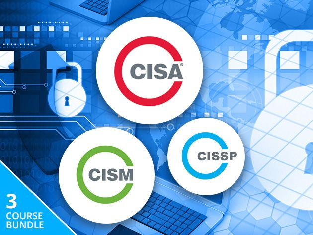 Access Study Materials to Help You Ace 3 Globally Respected #InformationSecurityExams https://stacksocial.com/sales/information-security-certificates-training-bundle?aid=a-mom8ksq7