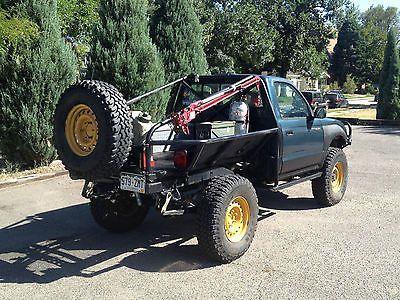 f250 rock crawler | 1997 Toyota Tacoma Rock Crawler DD