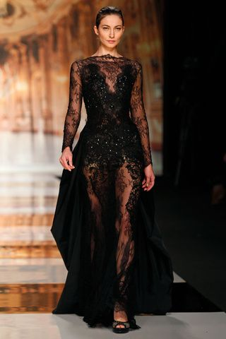 17 Best images about Gown on Pinterest | Elie saab couture, Zuhair ...