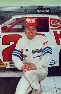 Alan Kulwicki, 1992 NASCAR champ.  Born: December 14, 1954, Greenfield, Wisconsin.  Died: April 1, 1993 in airplane crash near Blountville, Tennessee.