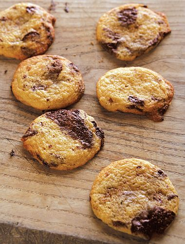 Hugh Fearnley Whittingstall Chocolate Chip Cookies