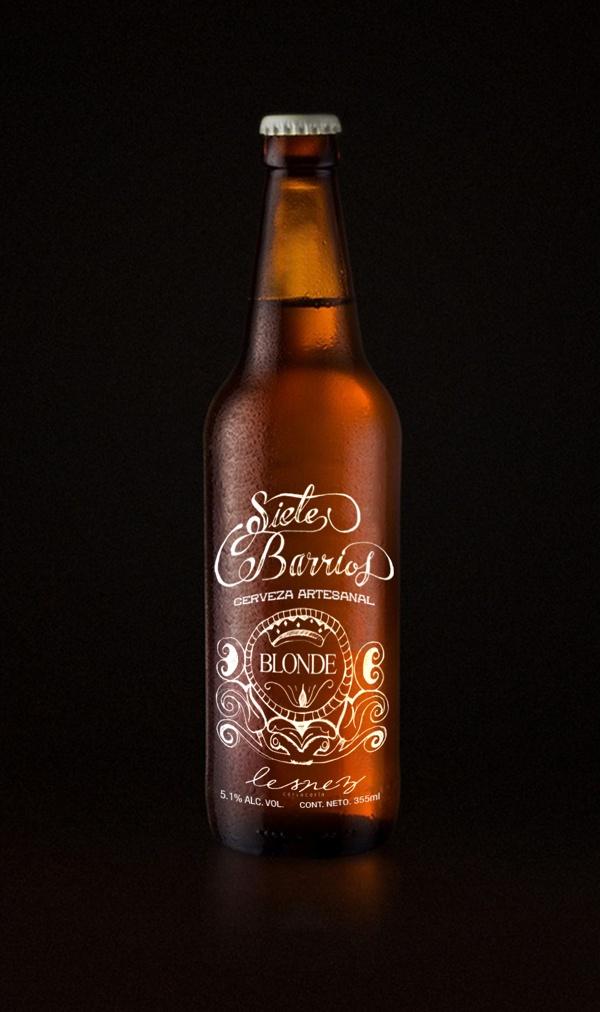 Cerveza Artesanal Siete Barrios (7B) by Angel Maldonado
