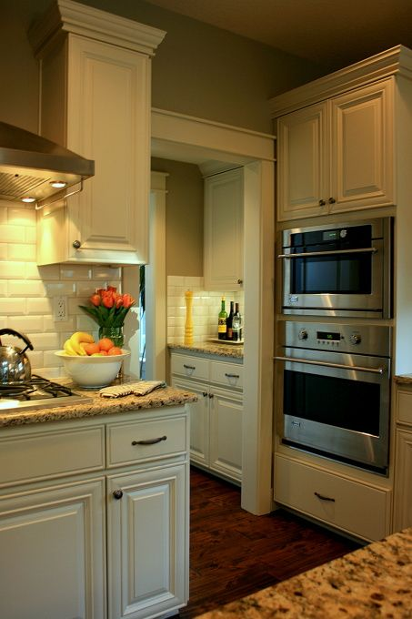 88 Best Images About Home Double Ovens On Pinterest Stove Convection Cooking And Cabinets