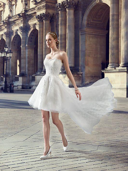Robes de mariage, robe de mariée empire, robe de mariée dentelle, votre robe de mariée sur Pronuptia