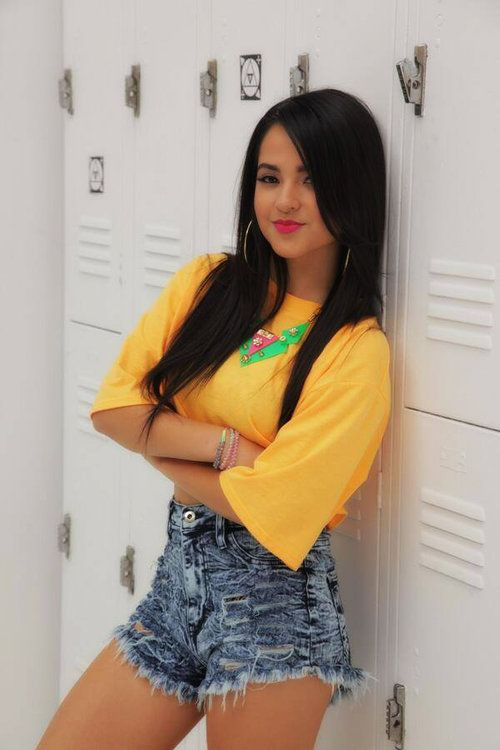 Who is Becky G? I know she one the radio Disney's NBT winners, but that's all I know about her. She seems to be becoming famous, even though most NBT winning artist don't become really famous.