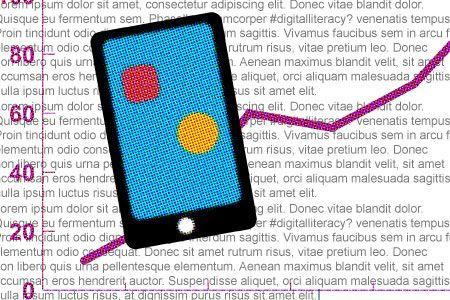 Europa geconfronteerd met digitale 'verloren generatie' door mythe digital native