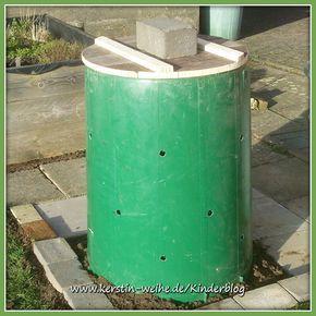 Regentonne Komposter