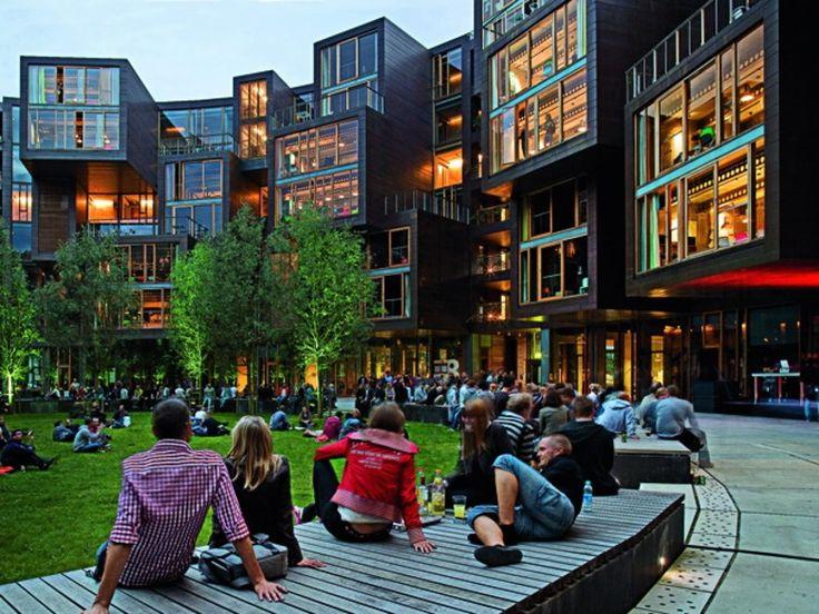 Resultado de imagem para public spaces kopenhagen