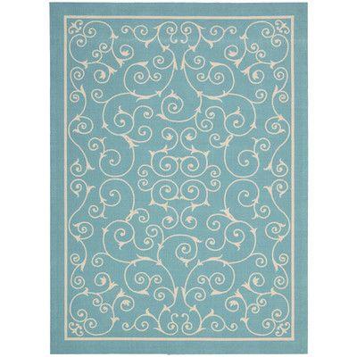 found it at wayfair home u0026 garden light blue area rug