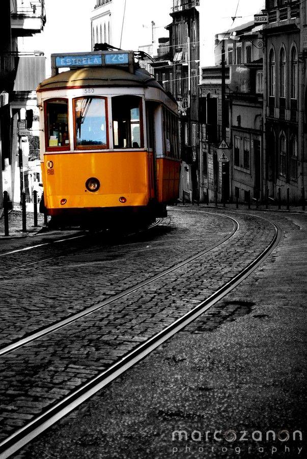 Lisbona - Linea Storica 28 by Marco Zanon on 500px