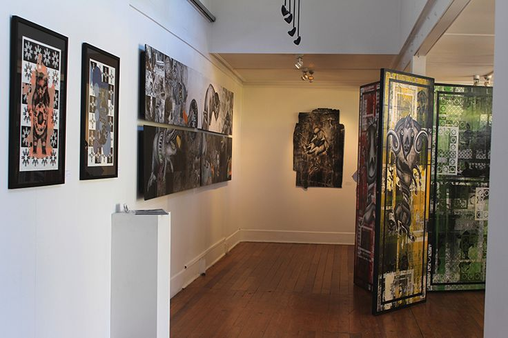 Creature Collective Exhibition
