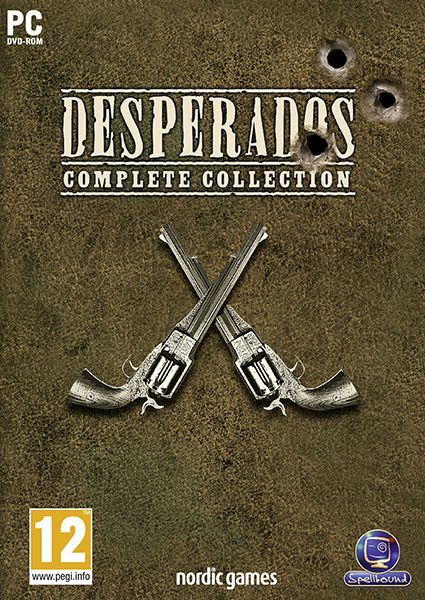 Desperados Complete Collection  Publisher: Nordic Games Developer: Spellbound Genre: Action Platform: PC Release Date: 29/02/2016 #videogames #action #Desperados #western #PC #Nordic #Spellbound