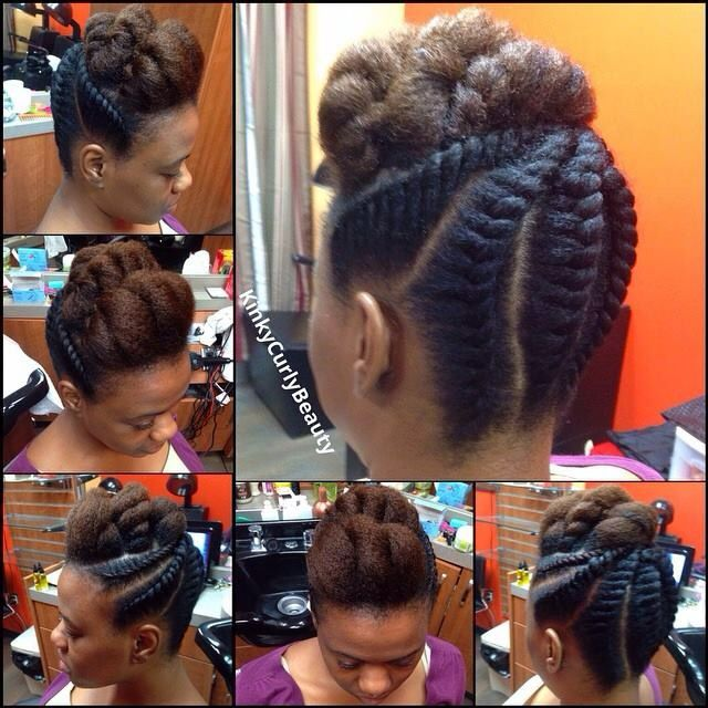 48 Best Images About Coiffure Tresse Africaine On