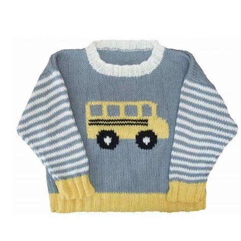 Roo Designs - Bus Pattern
