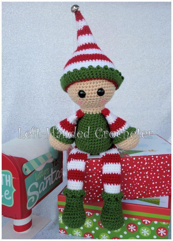 Reto Navidad: Patrón Peanut-Sebre amigurumi (pesebre amigurumi). | 841x604