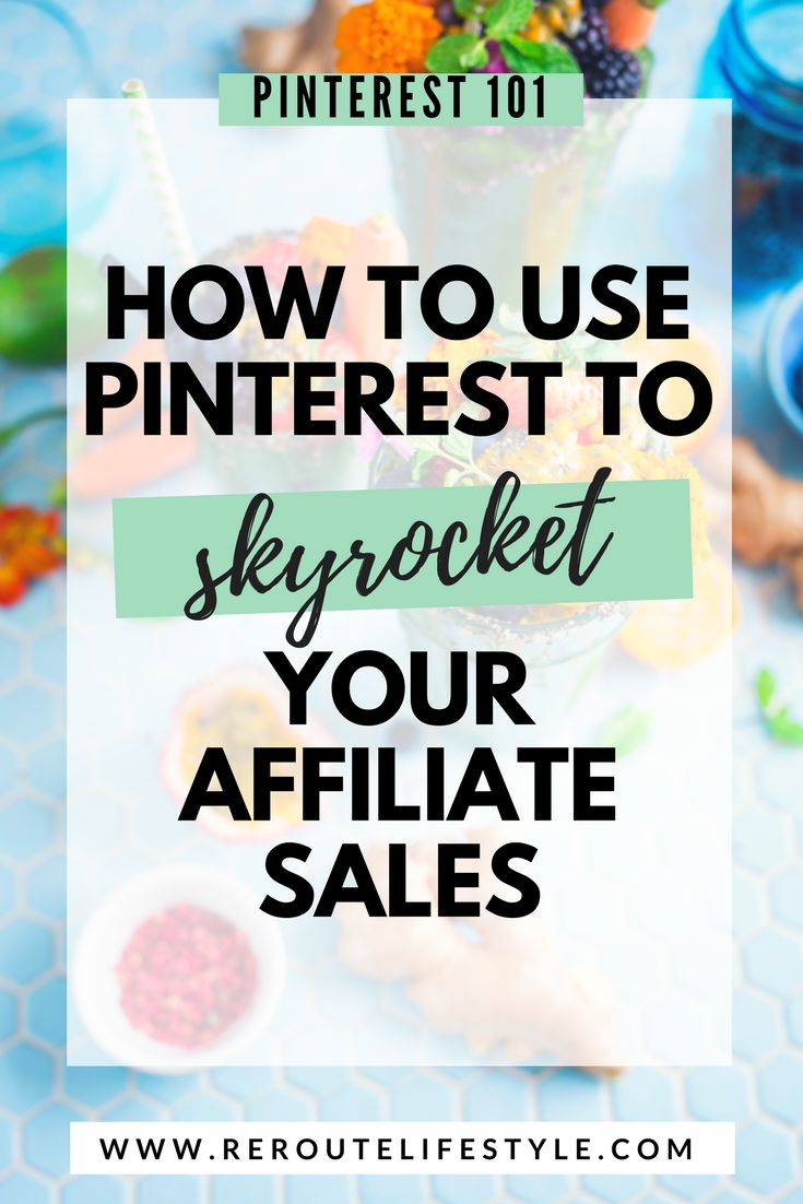 Want to learn more about affiliate marketing, or how to use affiliate marketing and Pinterest interchangeably? If you want to make money blogging, read this guide for tips to use Pinterest to boost the affiliate sales on your blog. #blogging101 #affiliatemarketing #pinterest