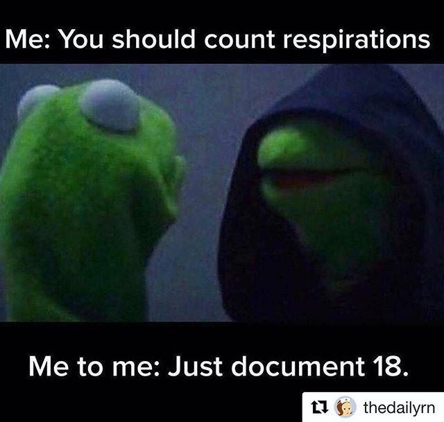 RP: @thedailyrn 😮😆 Evil Kermit takeover on the floor : : : : : : : : : #jollynurse #thedailyrn #ssk #sykepleier #sykepleierstudent #sygeplejerske #sygeplejerskeuddannelsen #studentnurse #nurseslife #nursehumor #nursejokes #rnproblems #nursinghumor #nursinglife #rn #nurses #nursesbelike