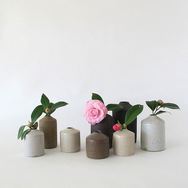 ceramic bud vase | core series no.11