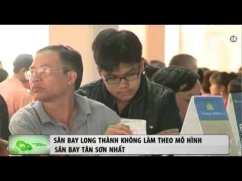 VTC14_Sân bay Long Thành không làm theo mô hình sân bay Tân Sơn Nhất