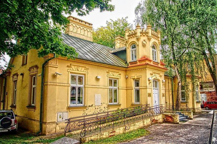 Pałacyk Kraussów w Lublinie zbudowany około 1886 roku. W latach 1899 - 1914 należał do znanego przemysłowca z miasta Lublin Edwarda Krausse - właściciela młyna. Właściciele zmieniali tego budynki zmieniali się dość często. Później przejęła go rodzina Markowiczów która w 1938 roku sprzedała nieruchomość PCK w Warszawie. W latach 1953 - 1987 mieściła się tu Stacja Pogotowia Ratunkowego a obecnie Instytut Europy Środkowo-Wschodniej.