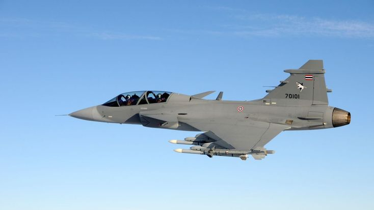 Royal Thai Air Force, Slovakia, Croatia and Bulgaria are to acquire Gripen
