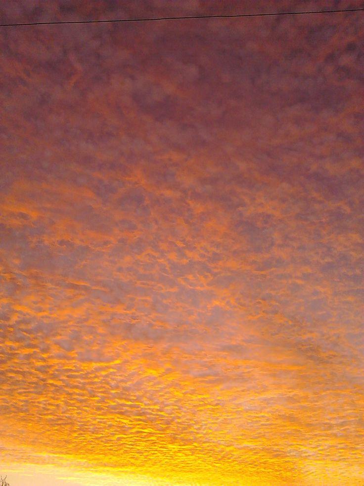 color del cielo