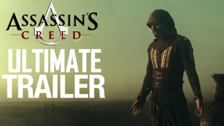 Great fan made Assassin's Creed film trailer. Got me way more hyped than the official ones.