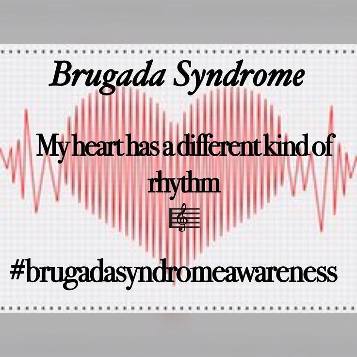 Brugada Syndrome Awareness. I have Brugada Syndrome  #brugadasyndrome #brugadasyndromeawarness