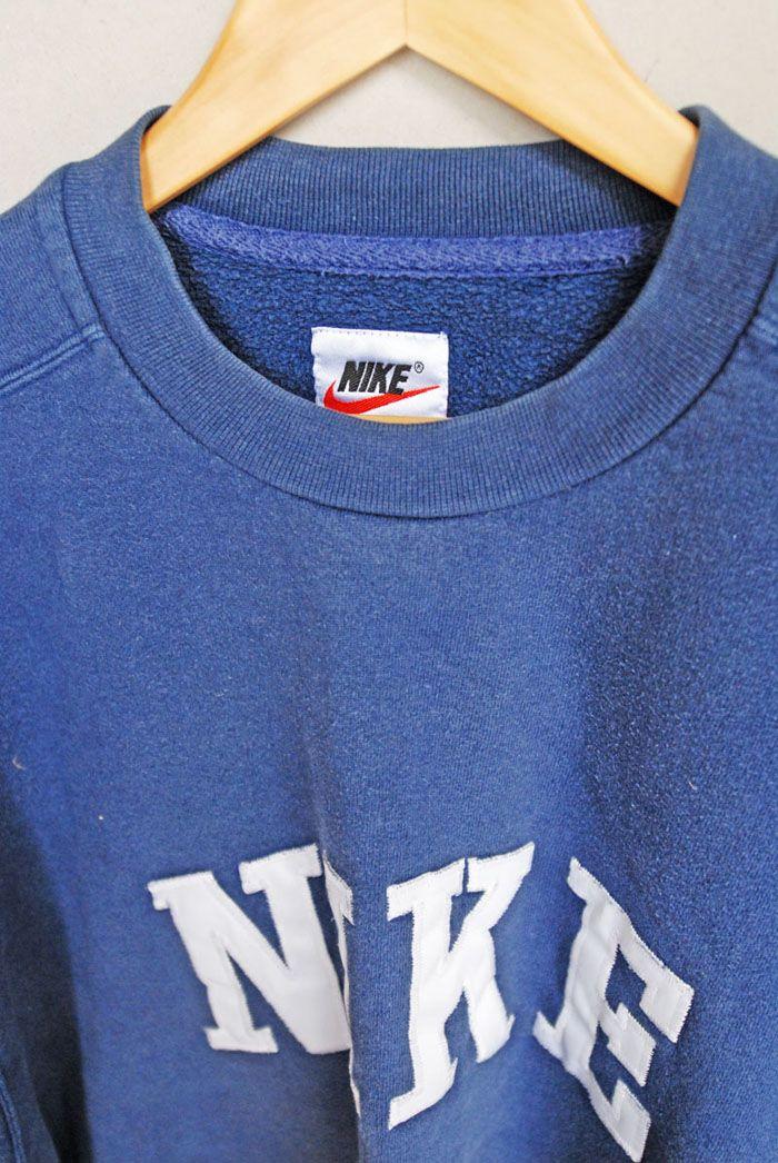 Nike Modern Crew sweat gris chiné