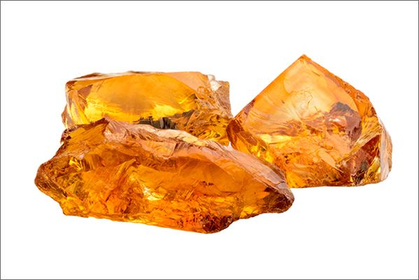 """Citrine is known as the 'sunshine stone,' bringing forth feelings of optimism, transforming negative thoughts into positive ones, opening up your mind to accept more joy into your life and carrying one around is known to attract love and happiness! I sleep with crystals under my pillow, carry them in my pocket, meditate and take baths with them, and even make gem elixirs!"""""""