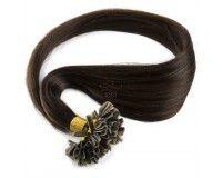 Extensions Kératine - Cheveux Raides Chocolat Foncé - 34,90€