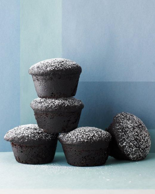Peanut-Butter-Filled Cupcakes Recipe