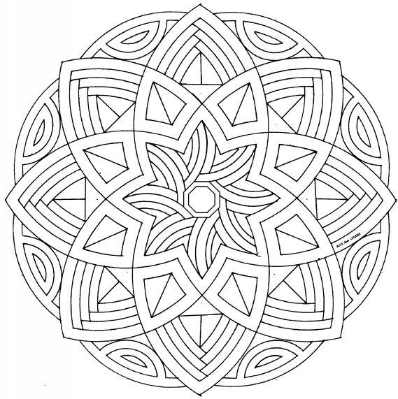 Mandalas - Meditación
