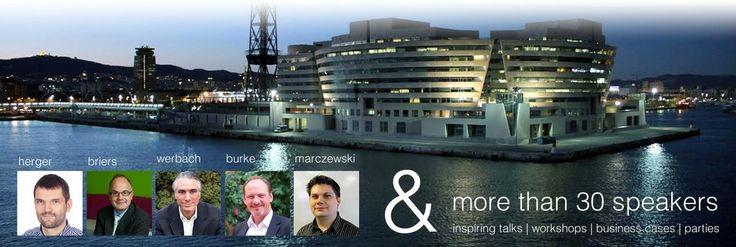 Gamification World Congress 2014 | World Trade Center, Barcelona (Spain) May 22nd - 24th