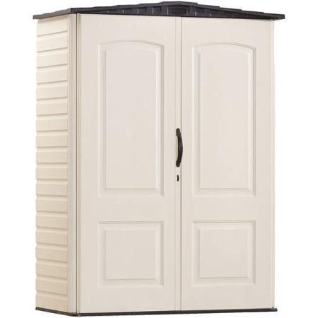 Rubbermaid Small Vertical Shed - Walmart.com