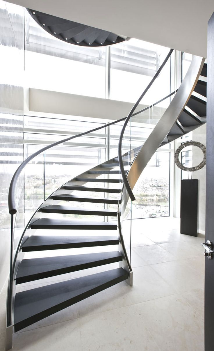 Eccezionale 184 best Scale di design images on Pinterest | Stairs, Stairways  JS98