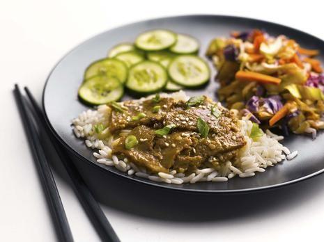 Gluten Free Korean Beef Bulgogi