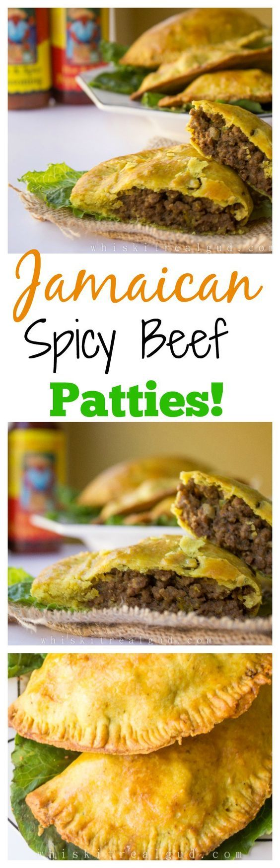 Although I loved Dominican Republic, I couldn't wait to get back home and eat some good homemade food. I've always loved Jamaican beef patties ever since I was a kid. My mom would buy t…: