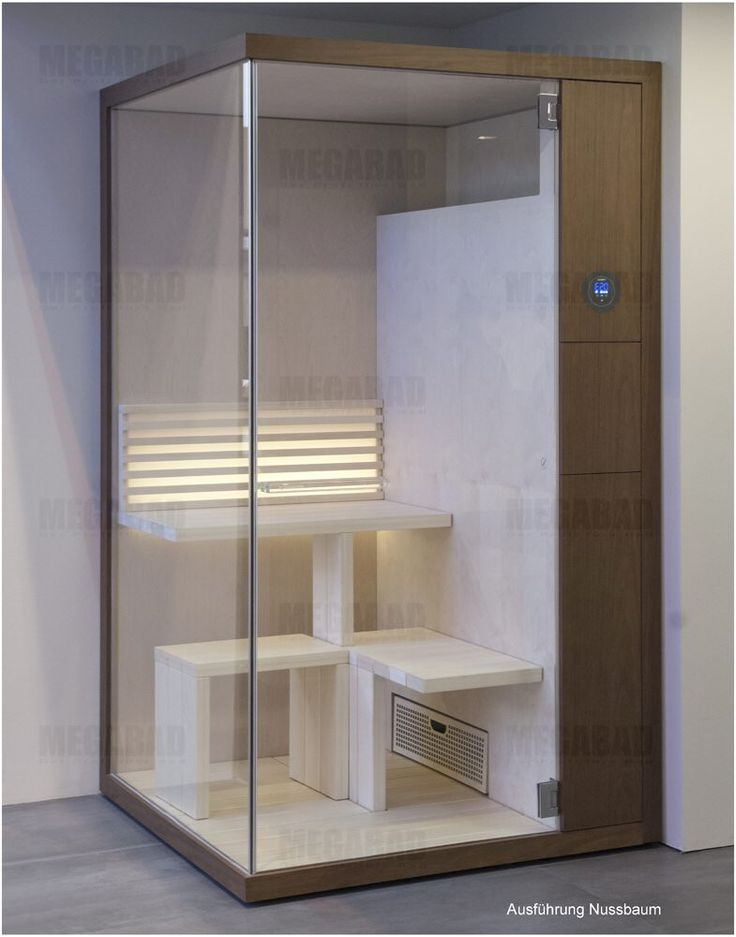 compact sauna duravit - Google Search