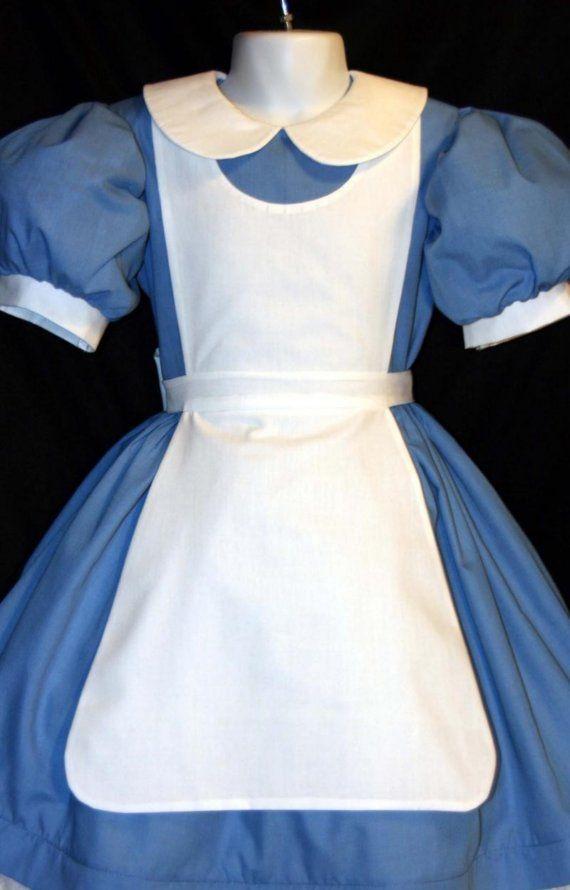 Adult Alice in Wonderland Costume - Alice Through the