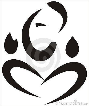 Ganesha Vector by Neha Agrawal, via Dreamstime